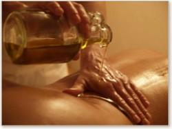 Duo partner massage