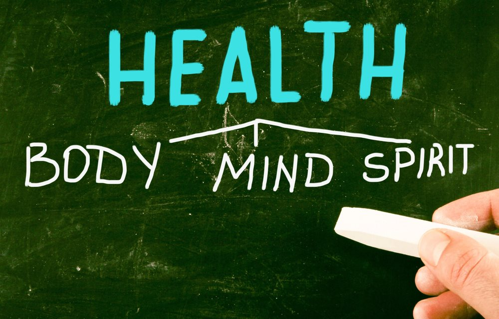 Health Body mind & Spirit